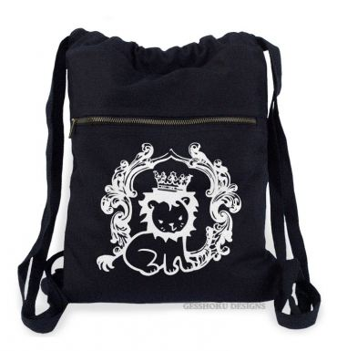 Royal Lion Prince Cinch Backpack