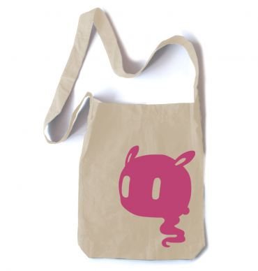 Kawaii Ghost Crossbody Tote Bag