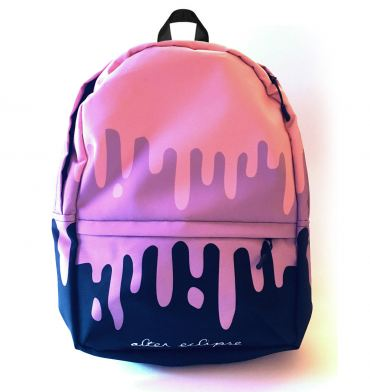 Pastel Slime Drips Classic Backpack