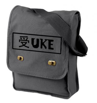 Uke Badge Field Bag