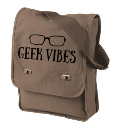 Geek Vibes Field Bag