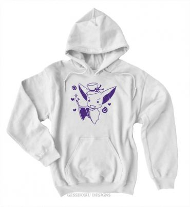 It's Showtime! Magical Bat Pullover Hoodie