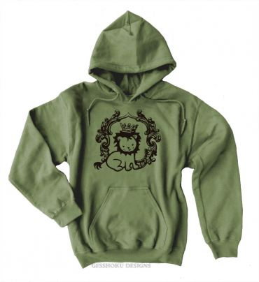 Royal Lion Prince Pullover Hoodie