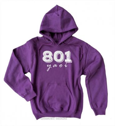 801 YAOI Pullover Hoodie