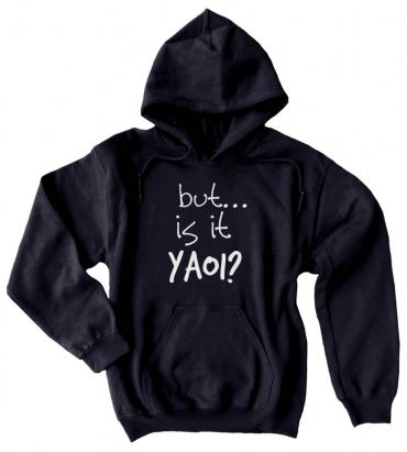 But... Is it Yaoi? Pullover Hoodie