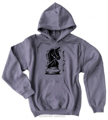 Checkmate Knight Pullover Hoodie