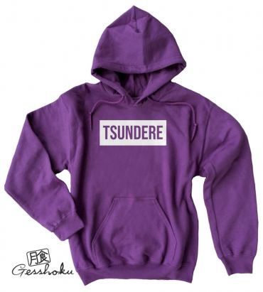 Tsundere Pullover Hoodie