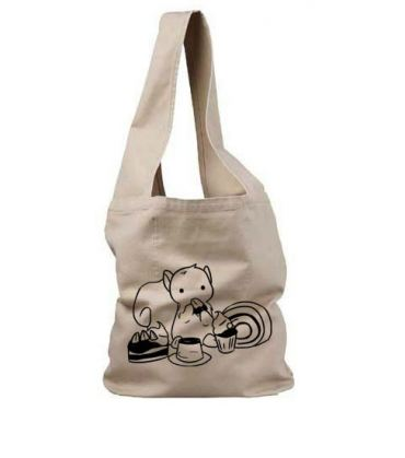 Squirrels and Sweets Sling Bag