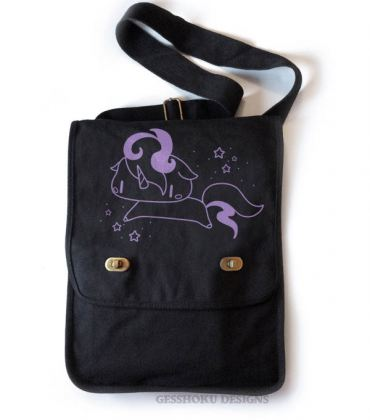 Sparkly Unicorn Field Bag