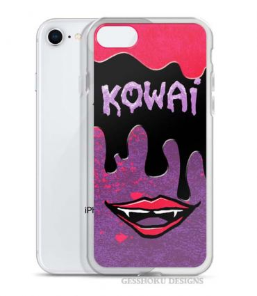 KOWAI Vampire Lips Phone Case - iPhone/Galaxy