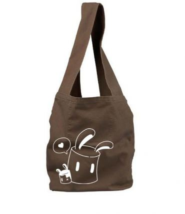 Marshmallow Bunnies Sling Bag