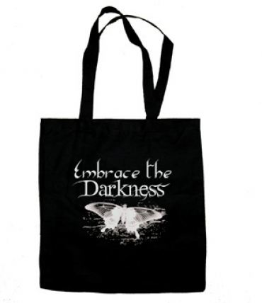 Embrace the Darkness Tote Bag