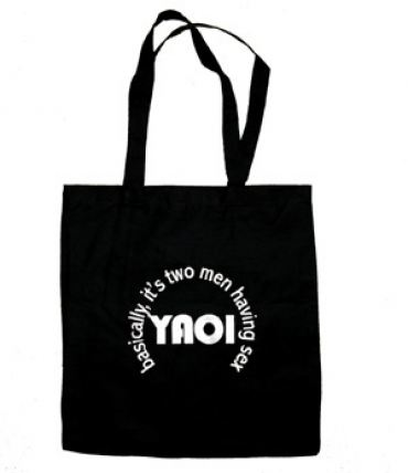 Definition of Yaoi Tote Bag