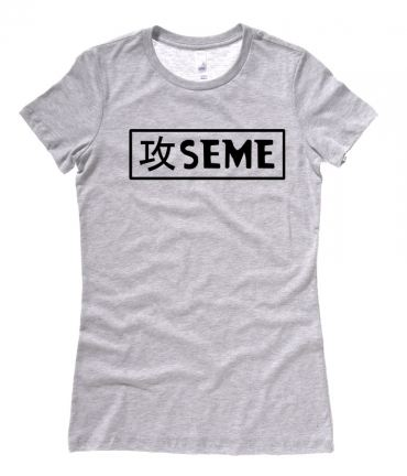 Seme Badge Ladies T-shirt