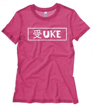 Uke Badge Ladies T-shirt