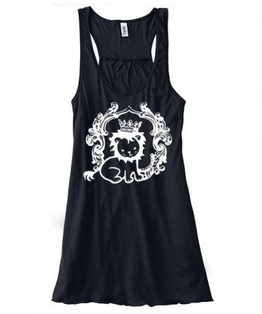 Royal Lion Prince Flowy Tank Top