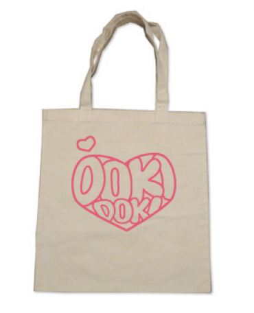 Doki Doki Japanese Tote Bag