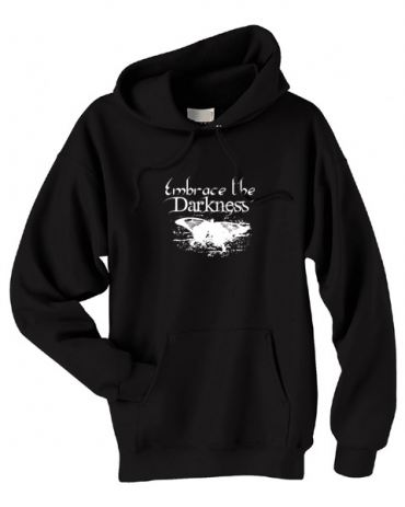 Embrace the Darkness Pullover Hoodie