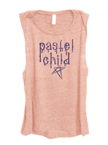 Pastel Child Sleeveless Top