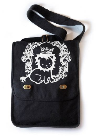 Royal Lion Prince Field Bag