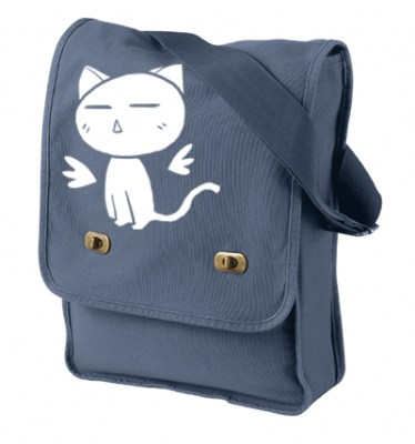 Angel Wings Kawaii Kitty Field Bag