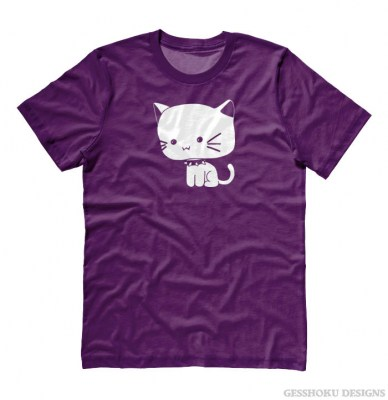 Chibi Goth Kitty T-shirt