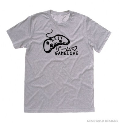Game Love T-shirt