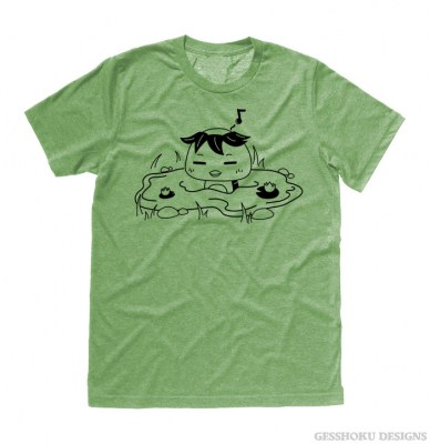 Bathing Kappa T-shirt