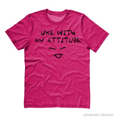 Uke with an Attitude T-shirt