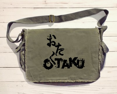 Otaku Messenger Bag