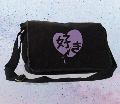 Suki Love Messenger Bag