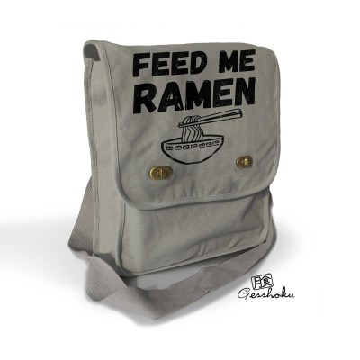 Feed Me Ramen Field Bag