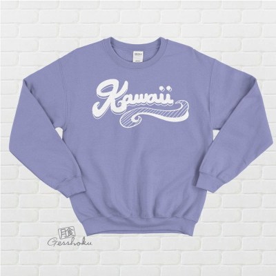Kawaii Retro Crewneck Sweatshirt