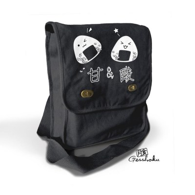 Onigiri Rice Balls Field Bag