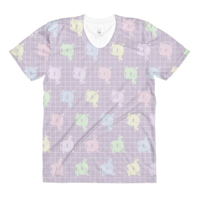 Kawaii Ghost Pastel T-shirt