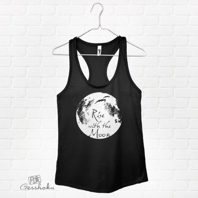 Rise with the Moon Flowy Tank Top
