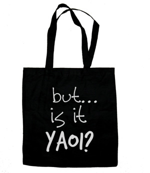 But... is it Yaoi? Tote Bag