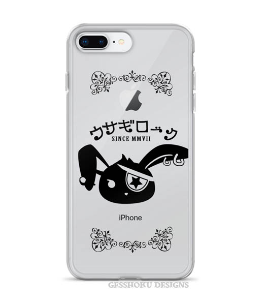 Usagi Rock Phone Case for iPhone/Samsung - Black