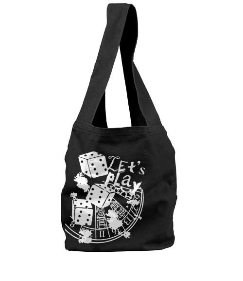 Let's Play 666 Sling Bag -