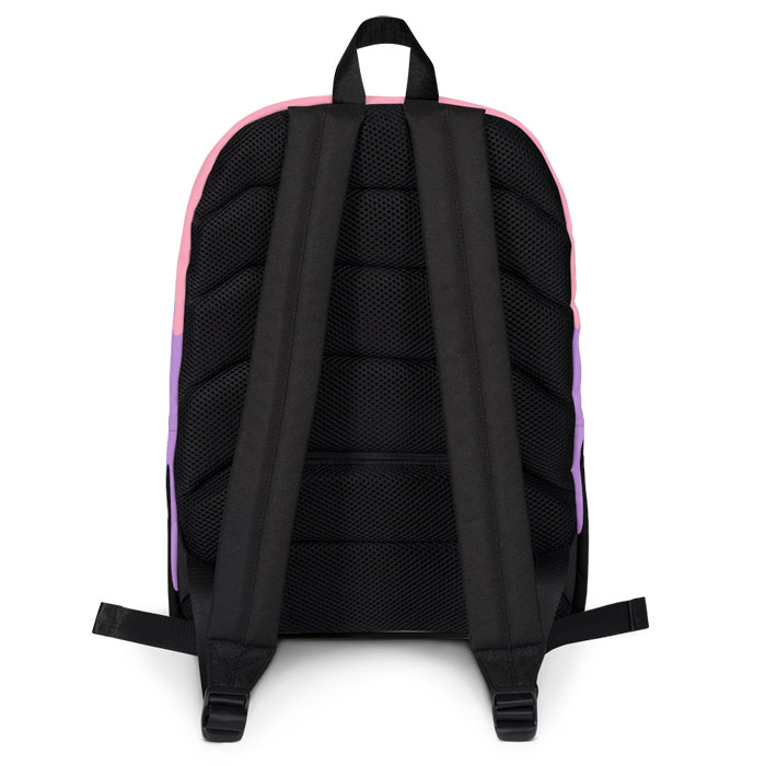 Pastel Slime Drips Classic Backpack -