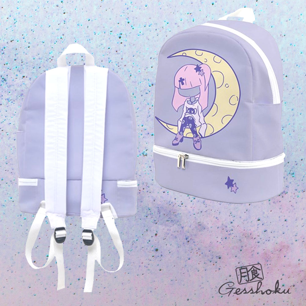 Pastel Moon Yume Kawaii Backpack -