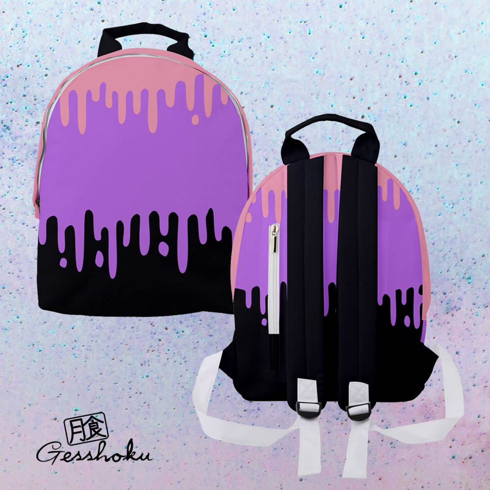 Pastel Slime Mini Backpack -