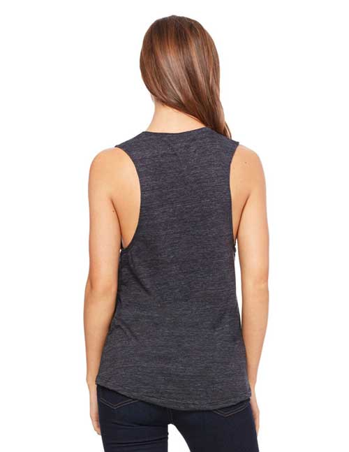 Back of tank top
