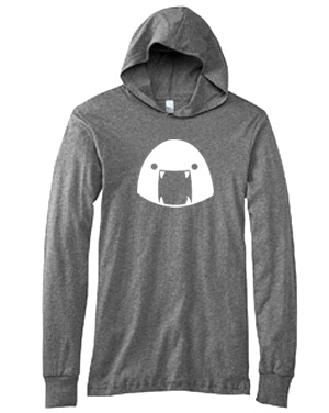 Tasty Onigiri Hooded T-shirt