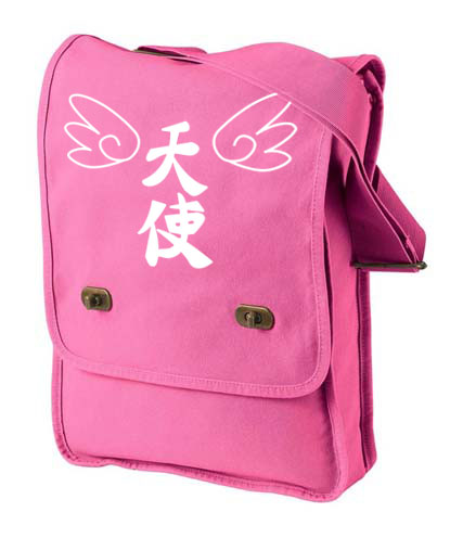 Tenshi Angel Wings Field Bag - Pink